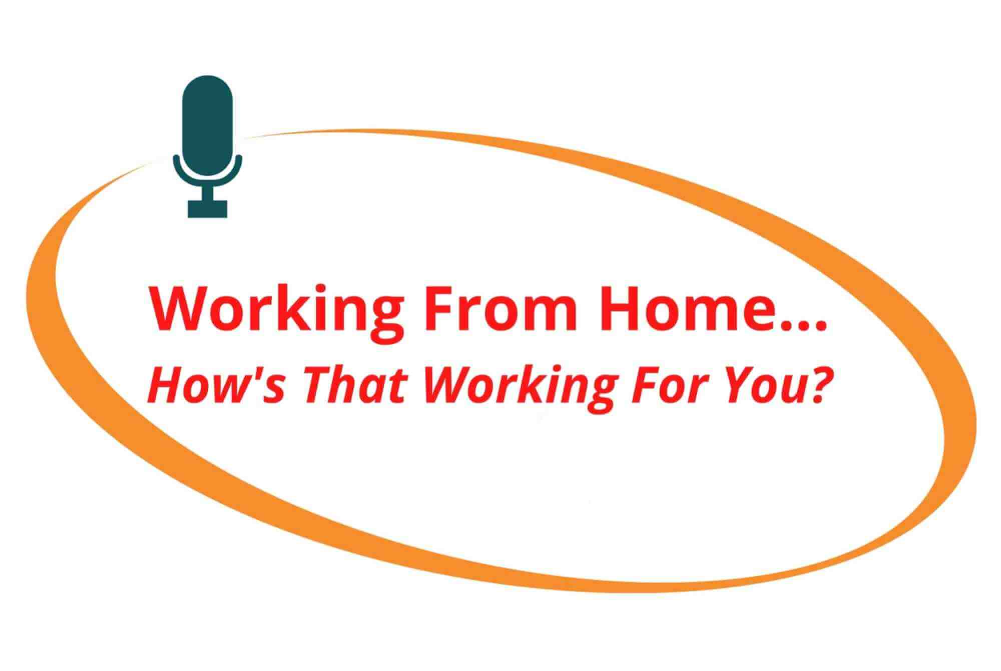 Working From Home...Redesigned. logo
